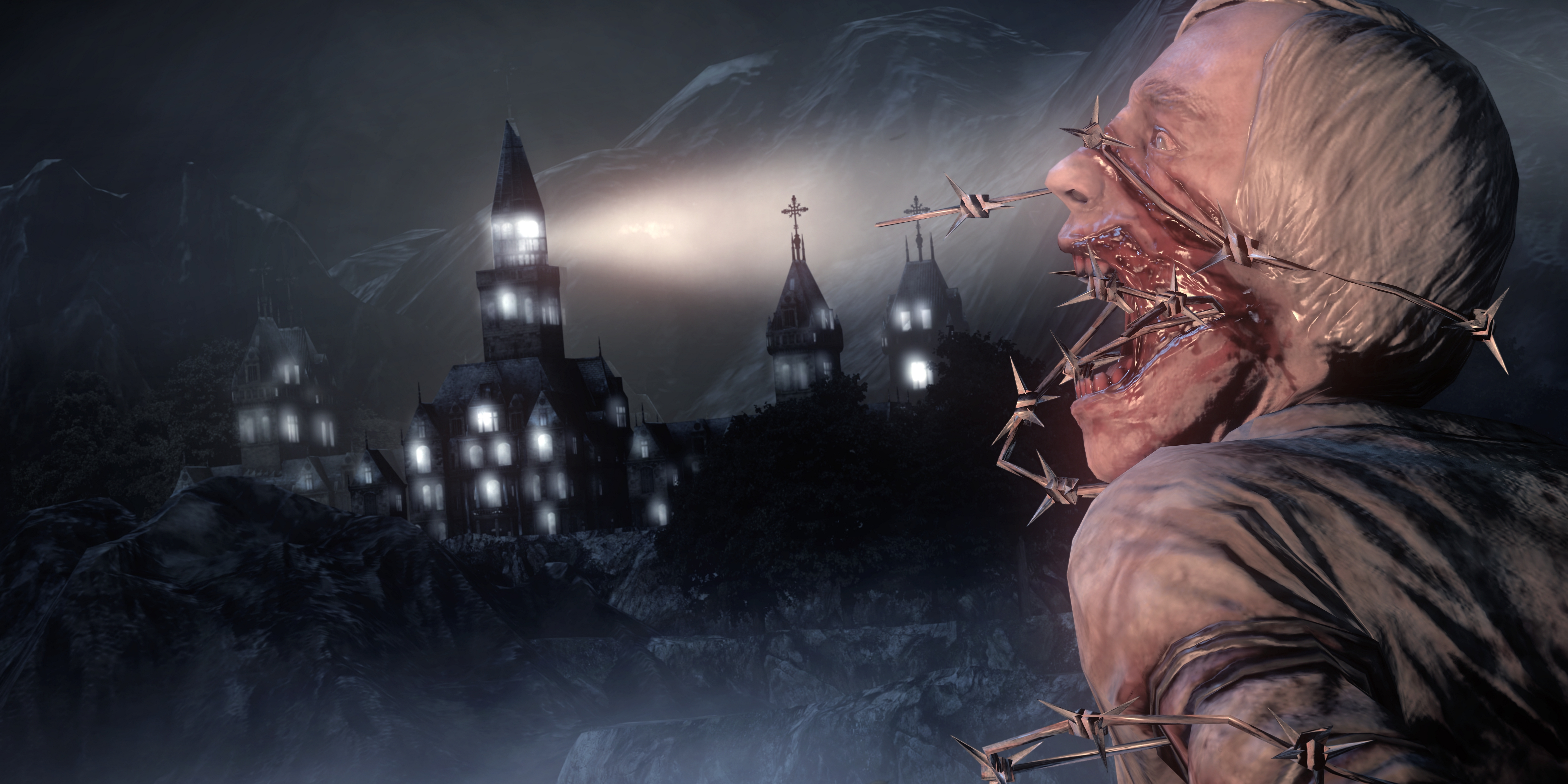 The Evil Within 5k Retina Ultra HD Wallpaper And Background Image