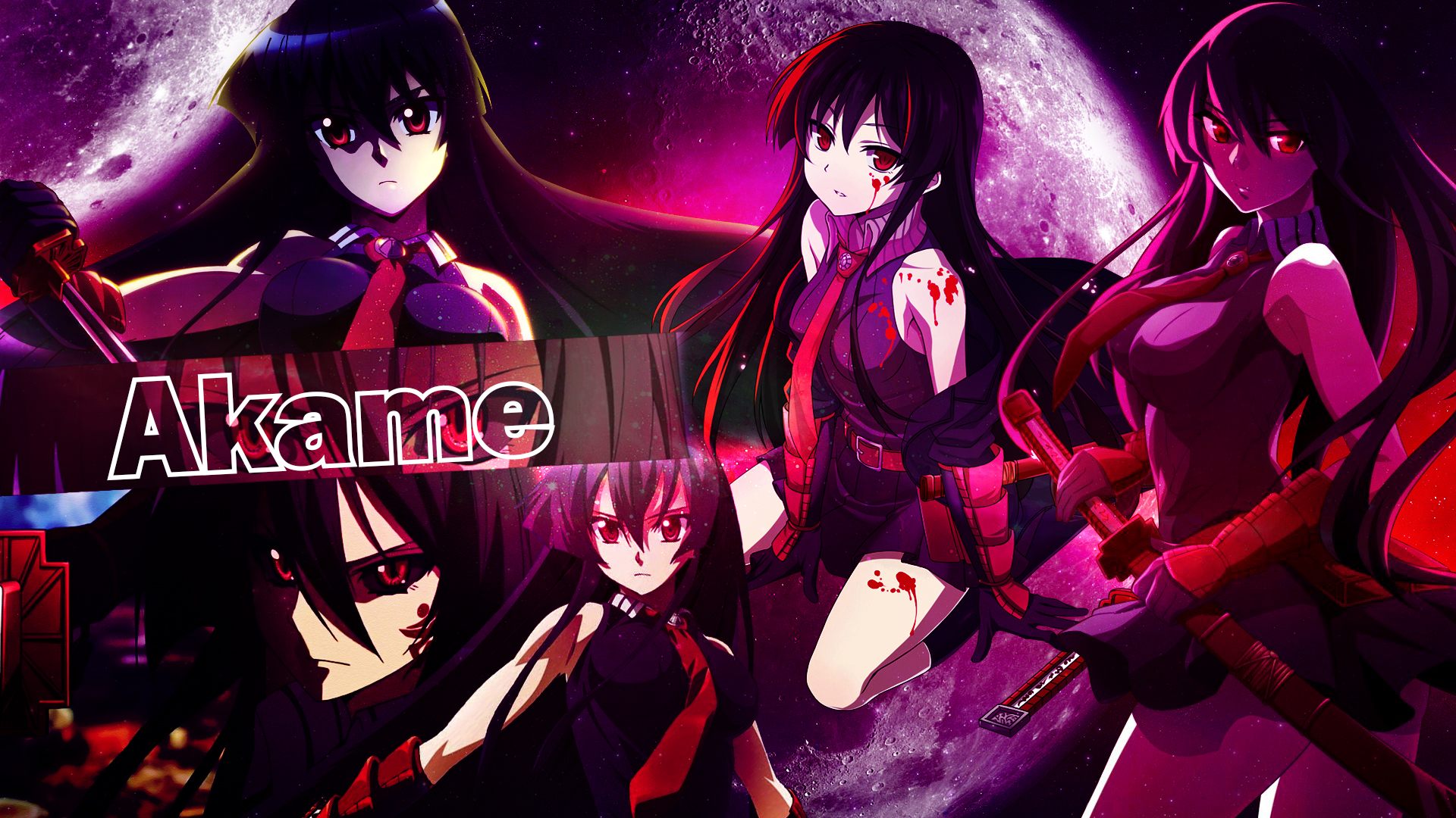 Akame ga Kill! HD Wallpaper   Background Image   1920x1080 ...