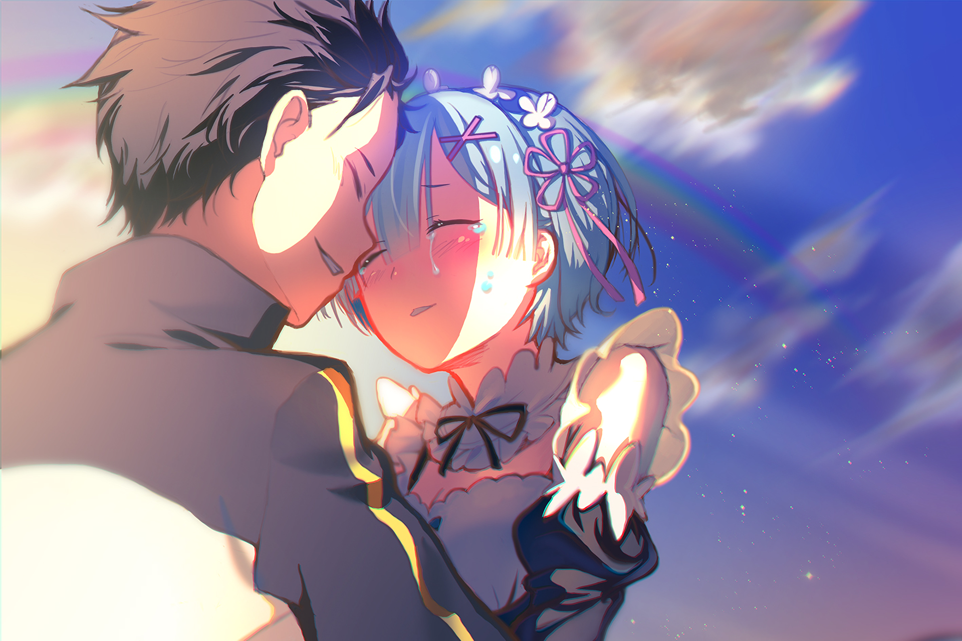 Re:ZERO -Starting Life in Another World- HD Wallpaper ...