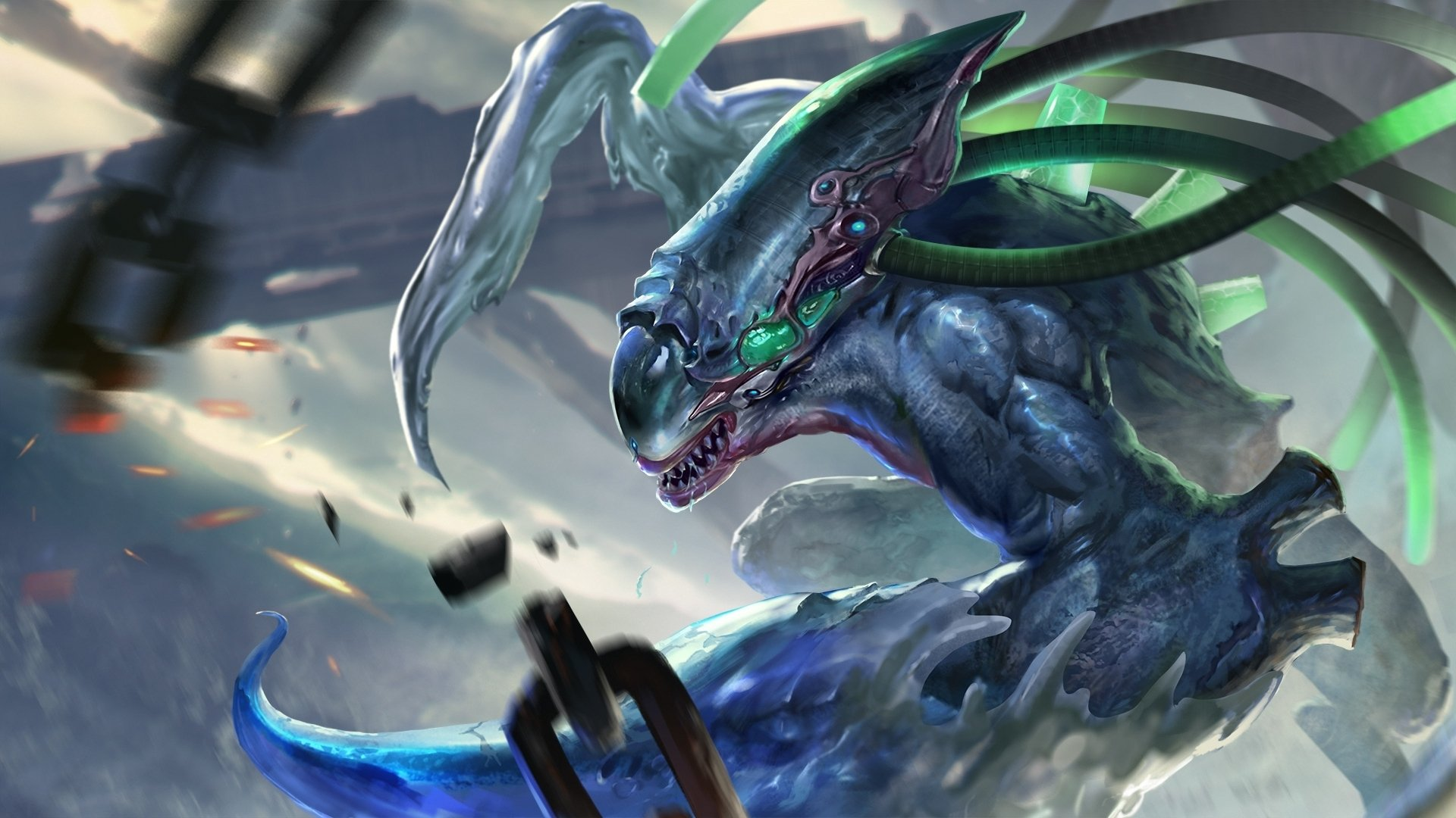 Video Game - Heroes Of Newerth  Creature Wallpaper