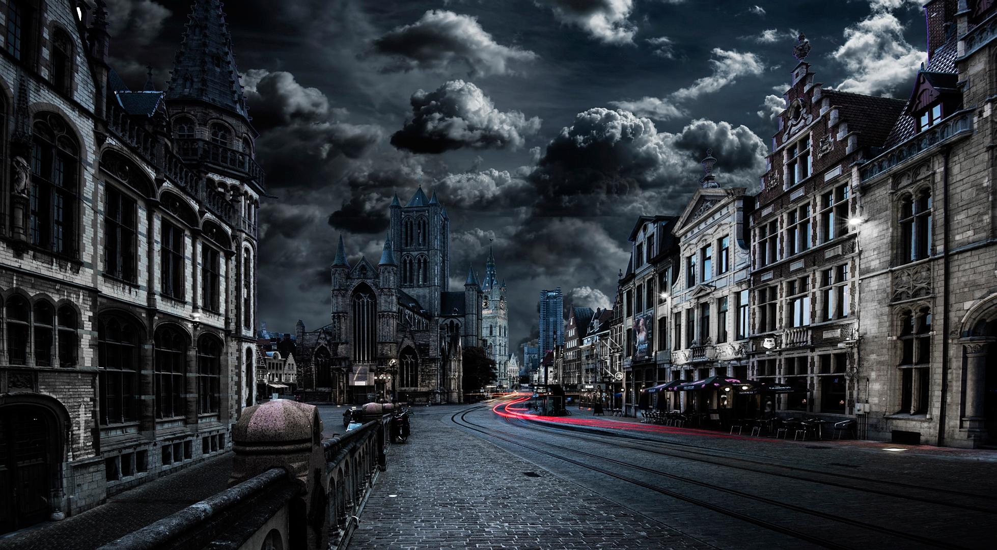 Dark Cloud City Building