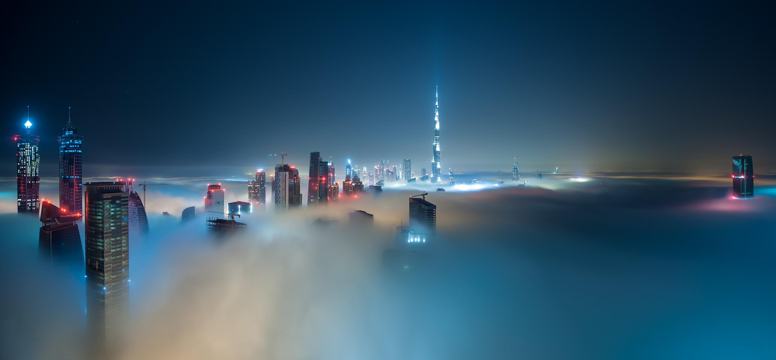 Fantastic Wallpaper Night Dubai - 732819  Graphic-38620.png