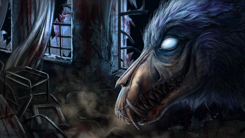 Hd wallpaper evil - Dark Monster Dark Evil Wallpaper