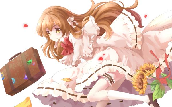 Anime Toradora! Taiga Aisaka HD Wallpaper | Background Image