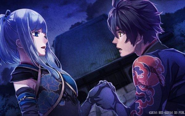 Anime Hyakka Hyakurou Sengoku Ninpou-chou HD Wallpaper | Background Image