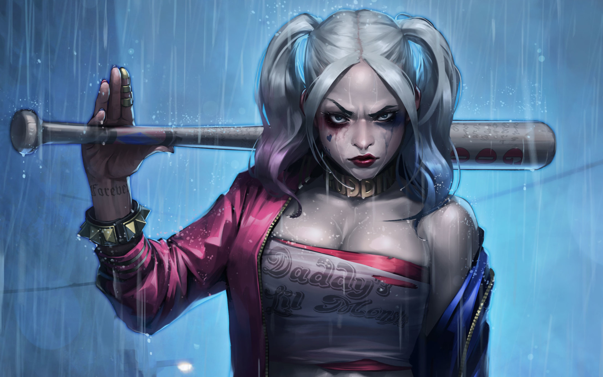 Harley Quinn Full HD Wallpaper And Background Image