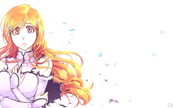 Anime Bleach Orihime Inoue HD Wallpaper   Background Image