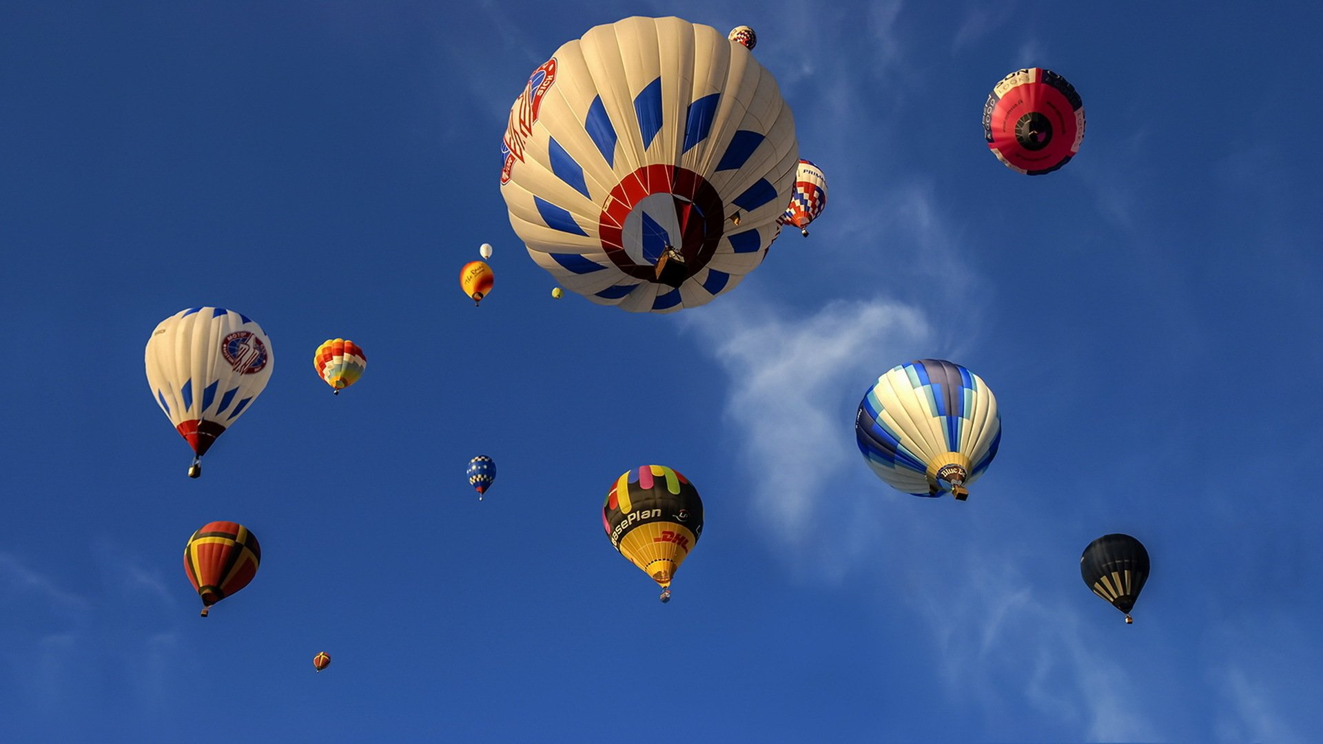 Vehicles - Hot Air Balloon  Sky Wallpaper