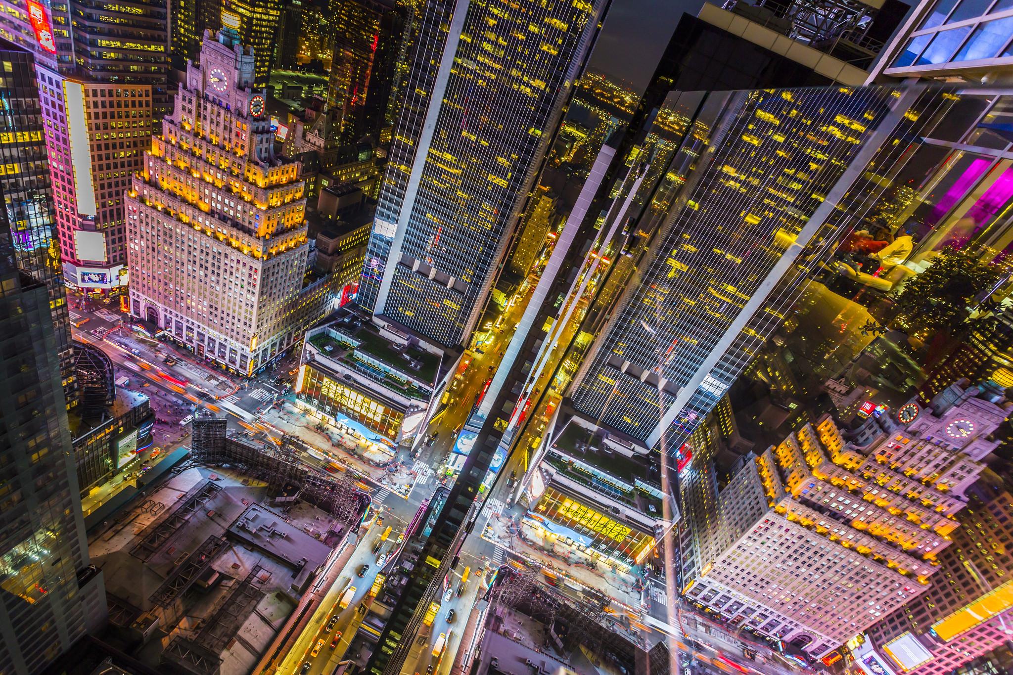 Times Square Fondo De Pantalla Hd Fondo De Escritorio