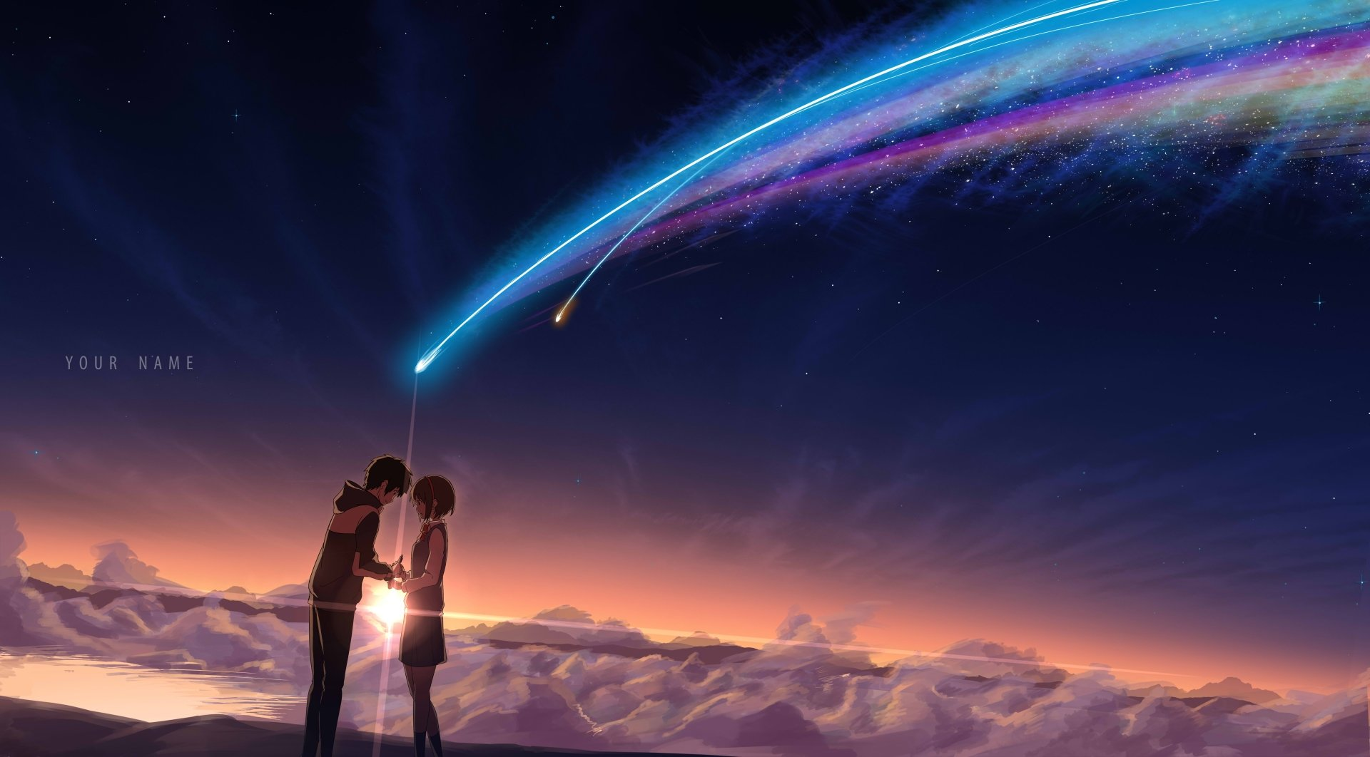 84 4k Ultra Hd Kimi No Na Wa Wallpapers Background Images Wallpaper Abyss