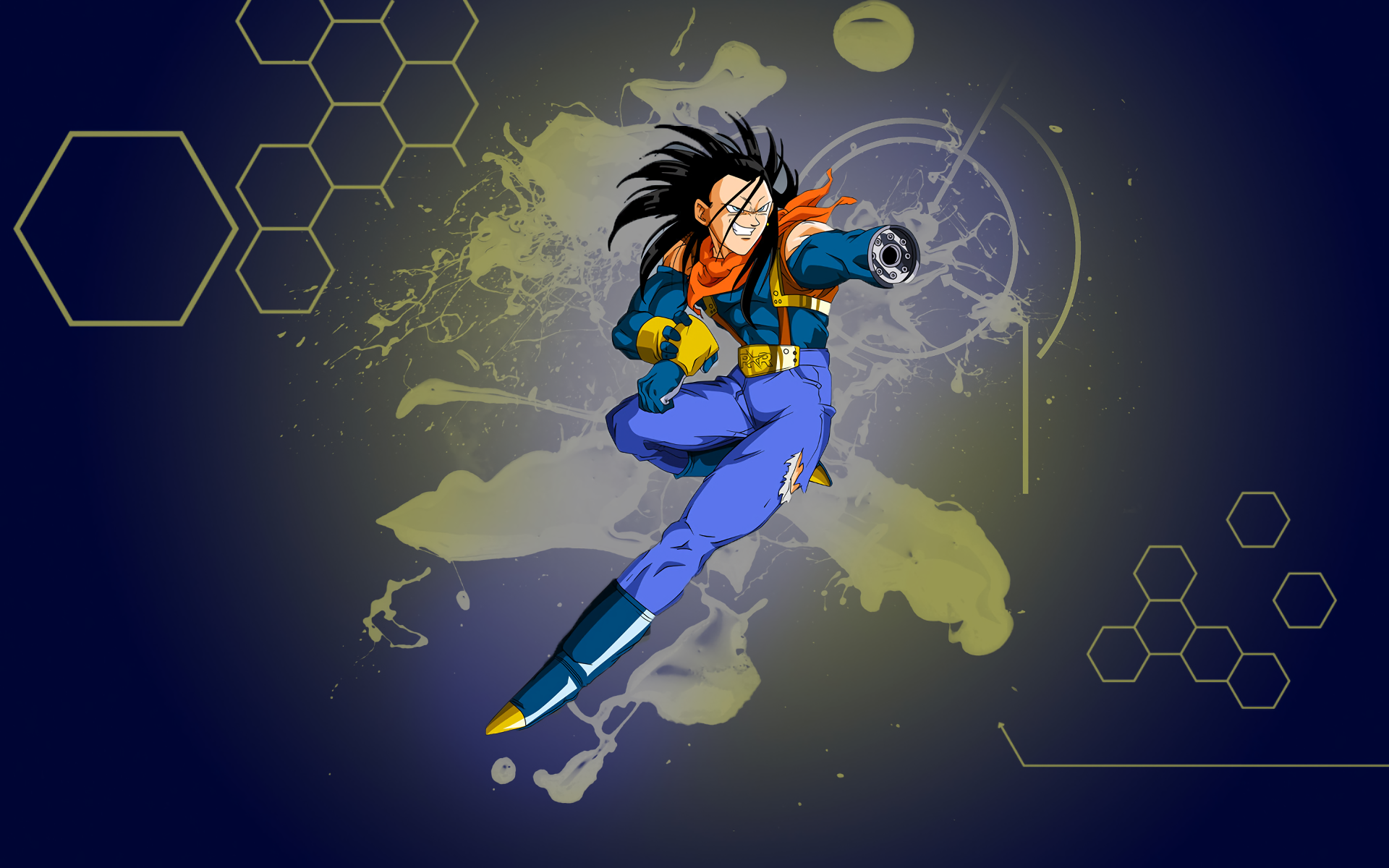 Dragon Ball Super Wallpaper Android: Dragon Ball GT HD Wallpaper