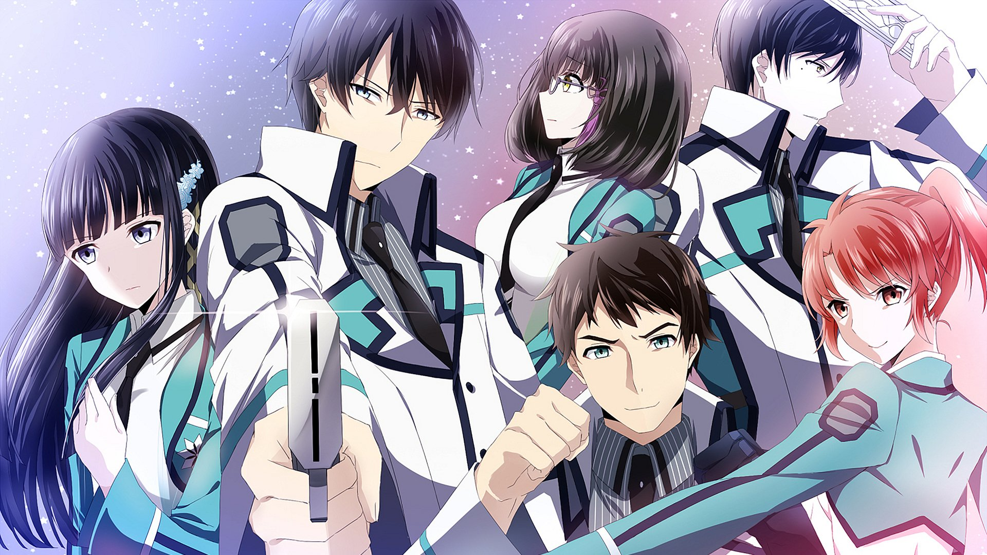 Anime Wallpapers The Irregular At Toko Online Magic Highschool HD 4K Download For Mobile iPhone & PC