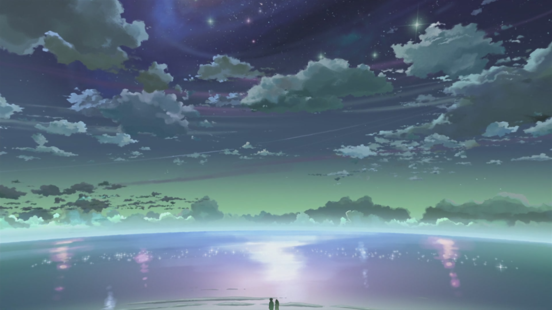 5 Centimeters Per Second Hd Wallpaper Background Image