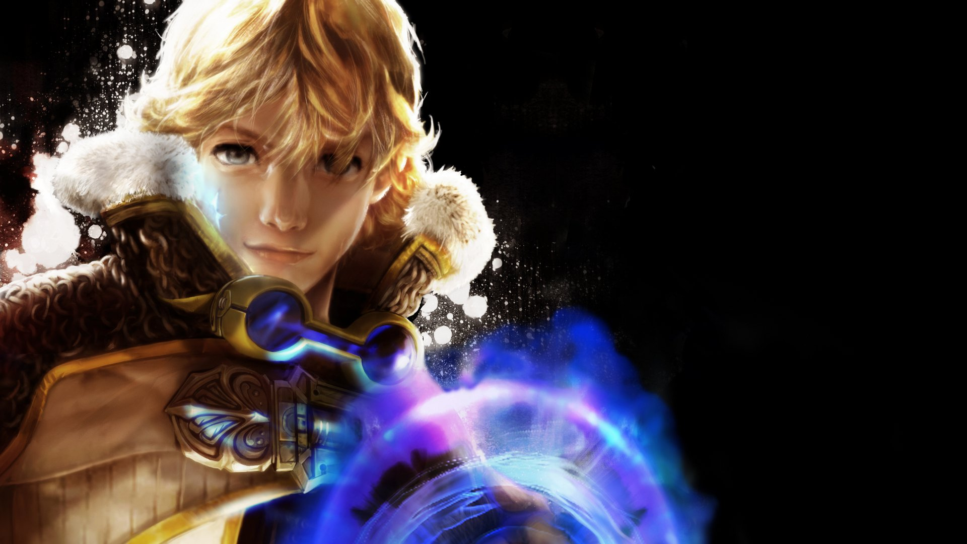Final Fantasy Crystal Chronicles The Crystal Bearers Hd Wallpaper