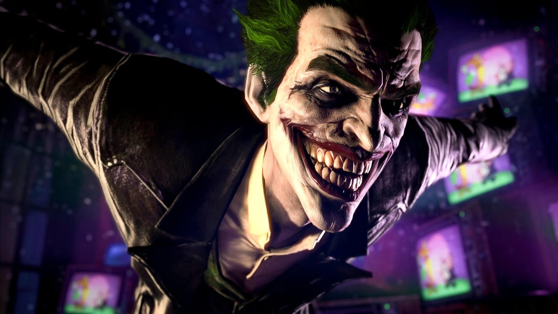 Batman arkham origins full hd wallpaper and background image video game batman arkham origins joker wallpaper voltagebd Images