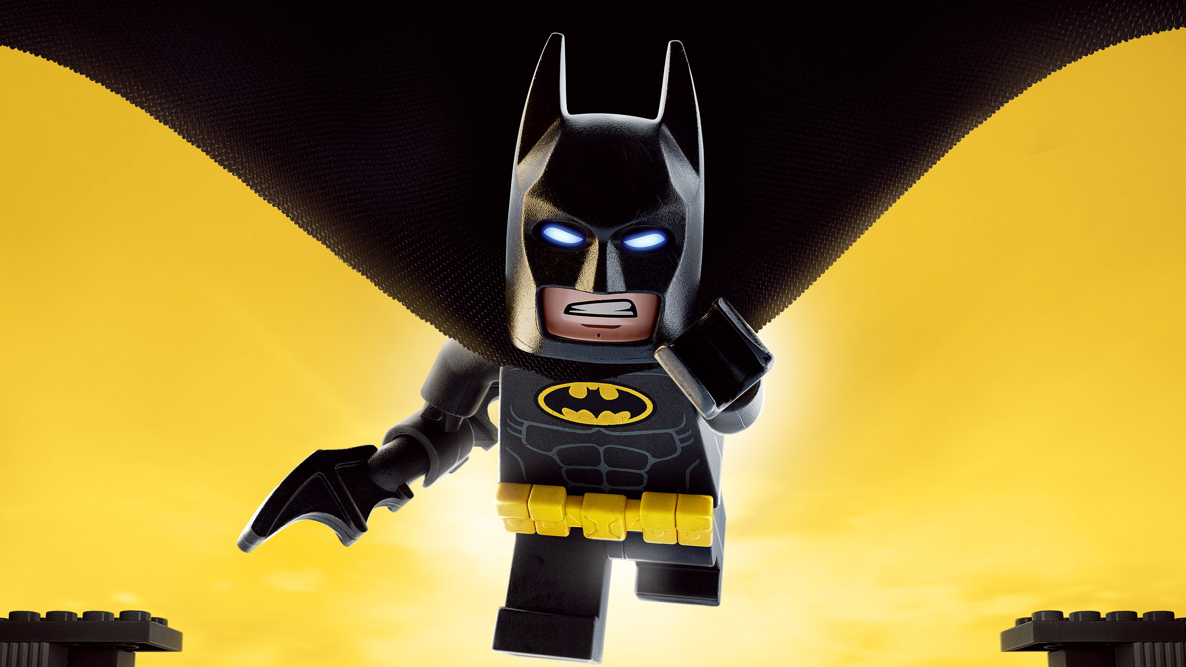 The Lego Batman Movie 4k Ultra Fondo De Pantalla Hd Fondo