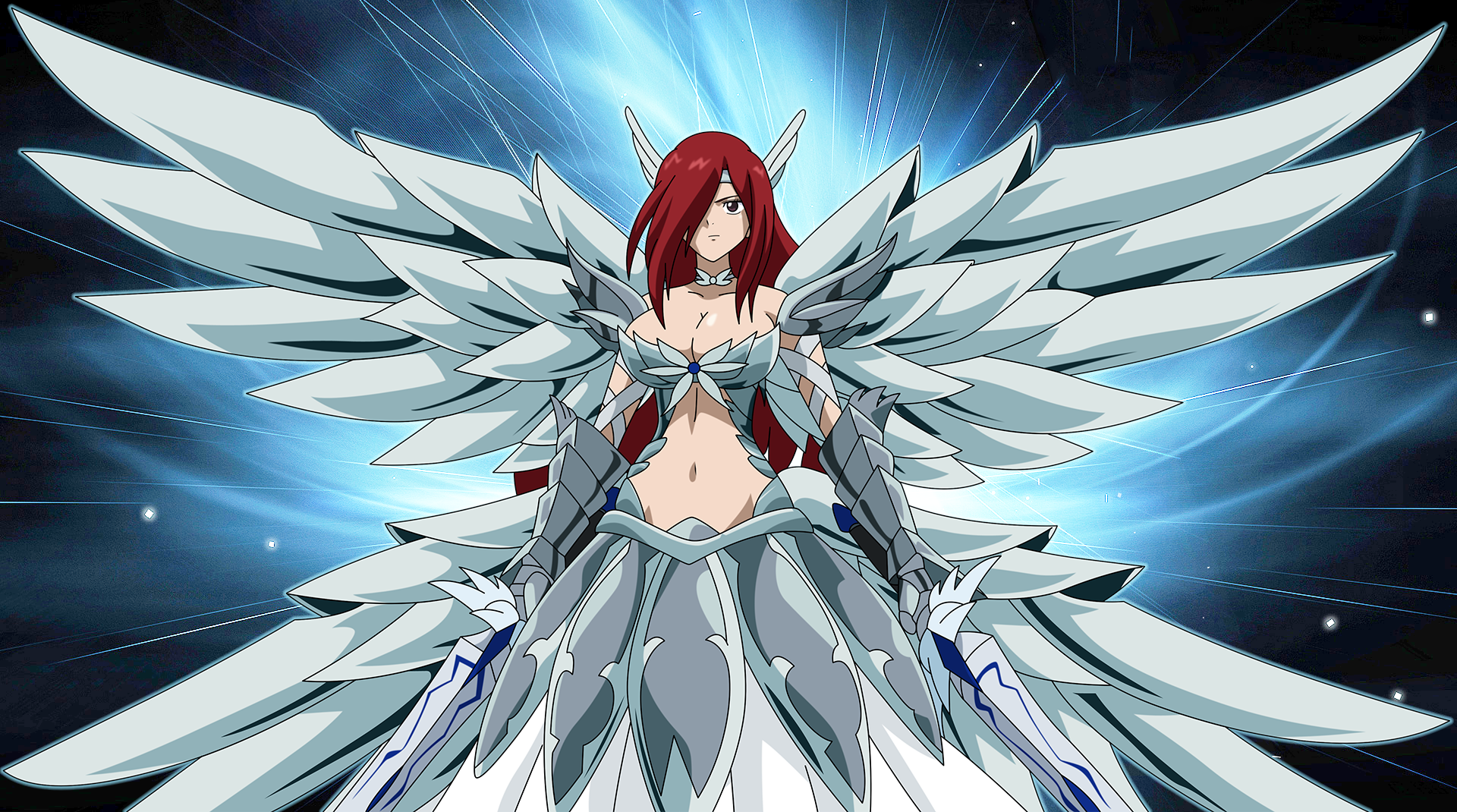 Fairy tail wallpaper and background 1920x1070 id 743599 - Image fairy tail erza ...