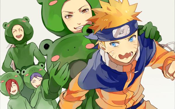 Anime Naruto Naruto Uzumaki Jiraiya Konan Nagato HD Wallpaper   Background Image