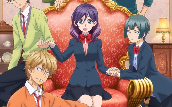Anime Kiss Him, Not Me Kae Serinuma Watashi ga Motete Dousunda HD Wallpaper | Background Image
