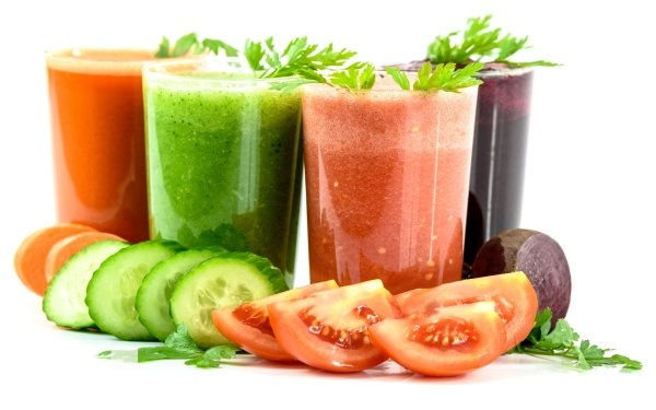Food Juice Carrot Cucumber Tomato Vegetable Glass HD Wallpaper | Background Image