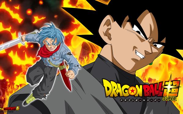 Anime Dragon Ball Super Dragon Ball Black Goku Trunks HD Wallpaper   Background Image