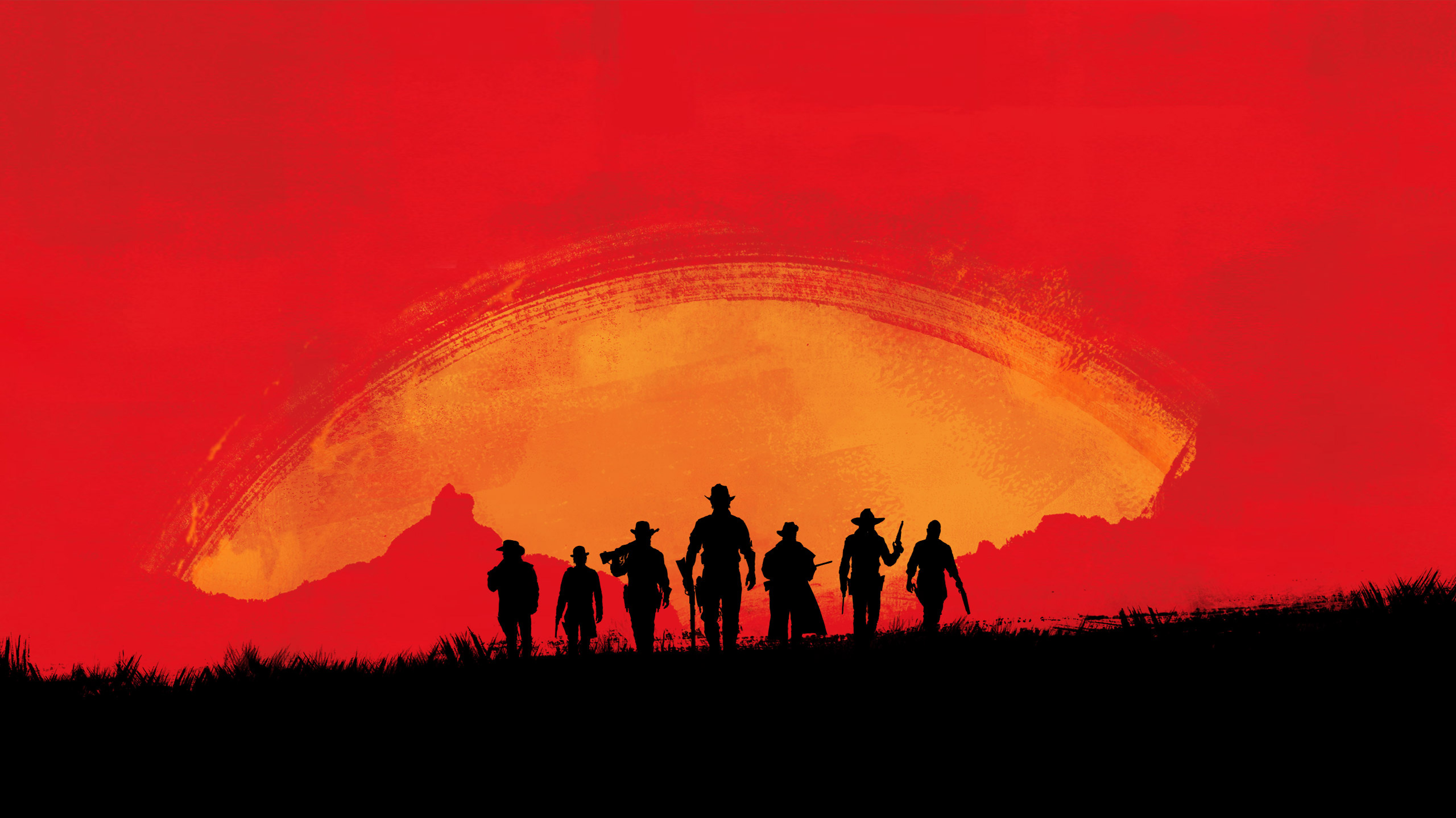 Red Dead Redemption 2 4k Wallpaper: 21 Red Dead Redemption 2 HD Wallpapers