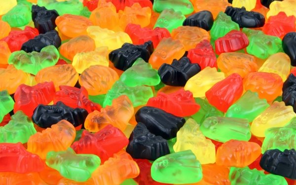 Food Candy Colorful HD Wallpaper   Background Image