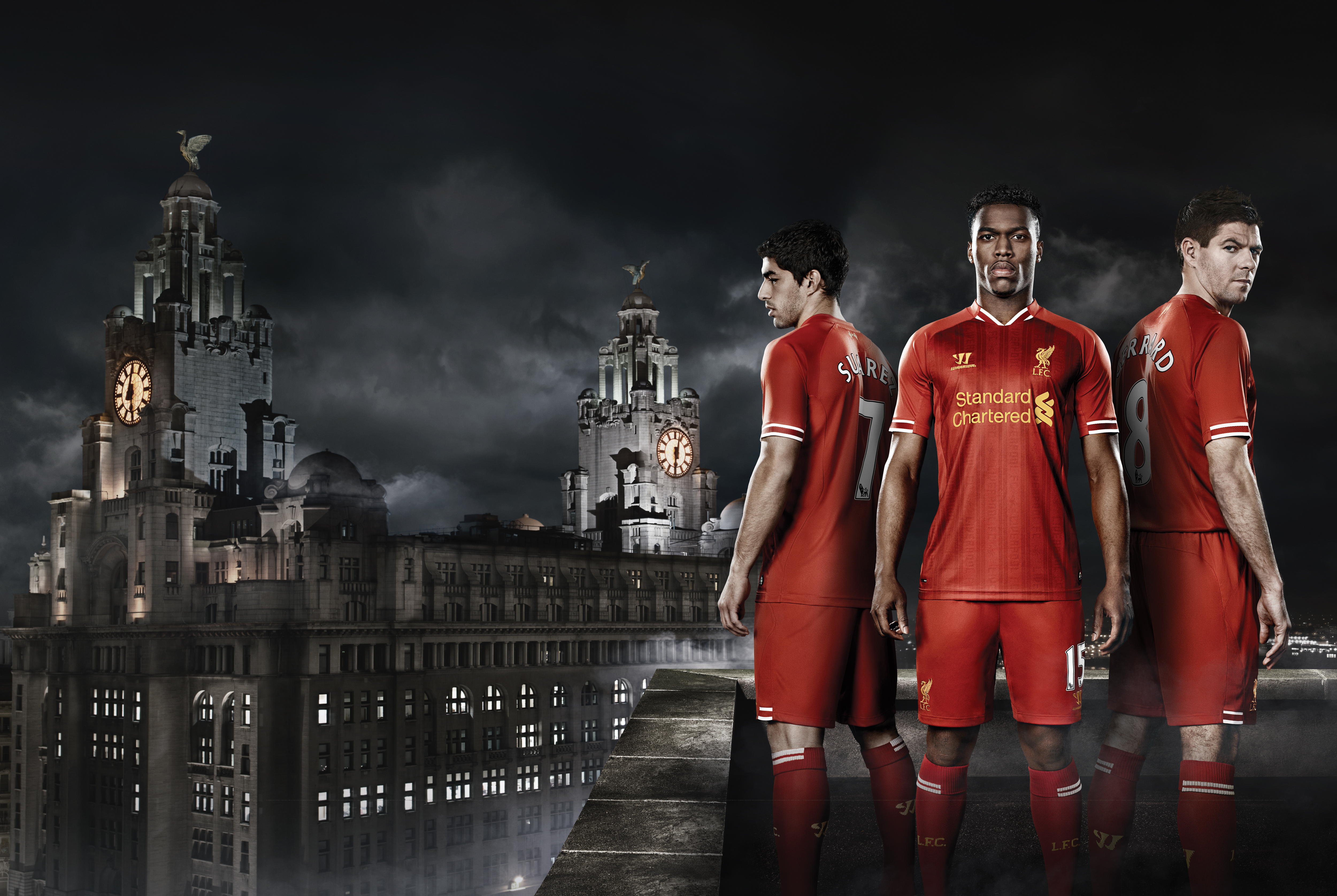 Liverpool f c 4k ultra hd wallpaper background image 5000x3352 id 752569 wallpaper abyss - Suarez liverpool wallpaper ...