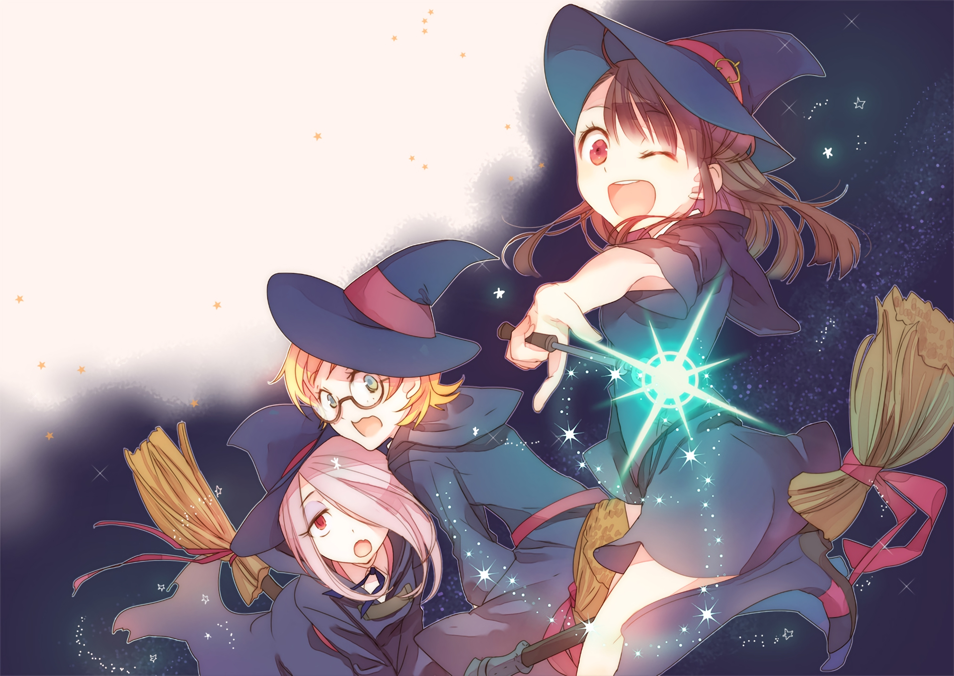 135 Little Witch Academia HD Wallpapers | Backgrounds ...