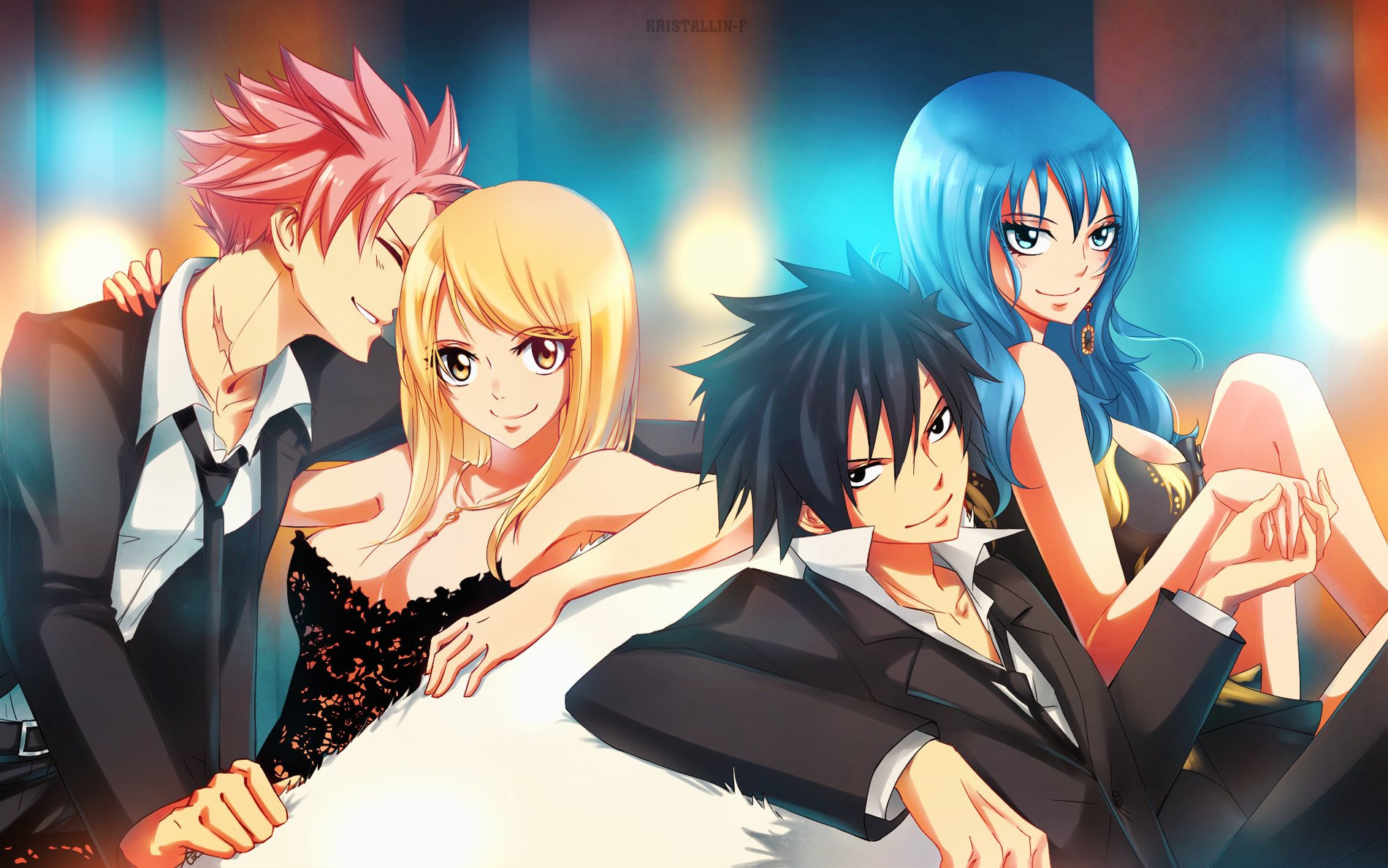 Fairy Tail Wallpaper And Background Image