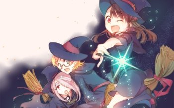 160 Little Witch Academia Hd Wallpapers Background Images