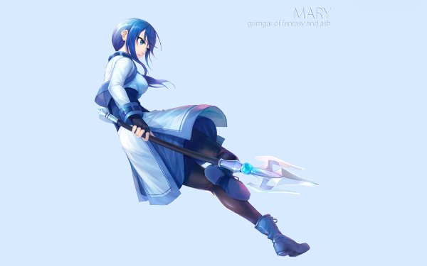 Anime Grimgar of Fantasy and Ash Mary HD Wallpaper | Background Image