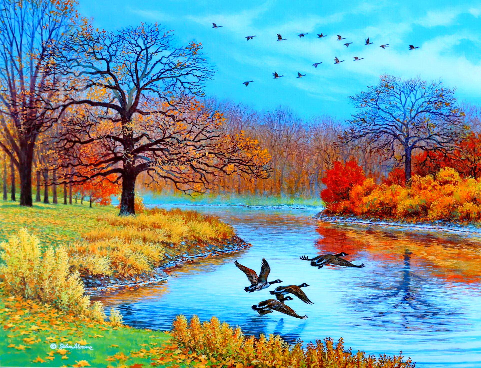 Peaceful Nature 4k Wallpaper Wallpapersimages Org