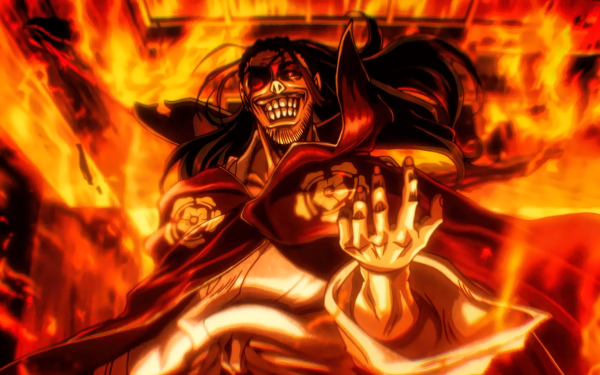 Anime Drifters Nobunaga Oda HD Wallpaper   Background Image