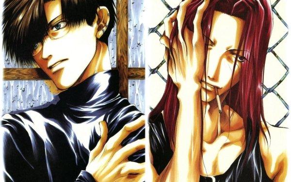 Anime Saiyuki Cho Hakkai Sha Gojyo Saiyuki Reload Fondo de pantalla HD   Fondo de Escritorio
