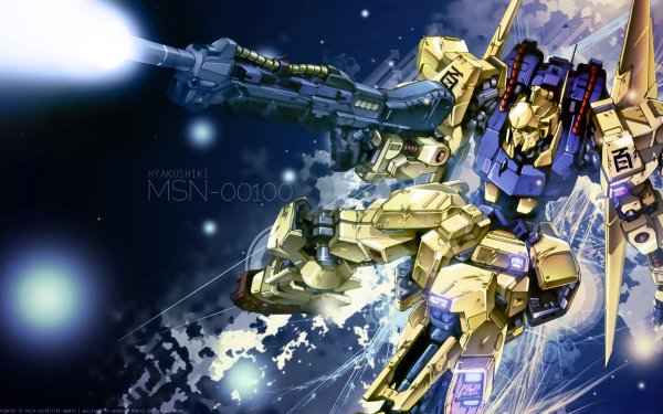 Anime Mobile Suit Zeta Gundam HD Wallpaper   Background Image