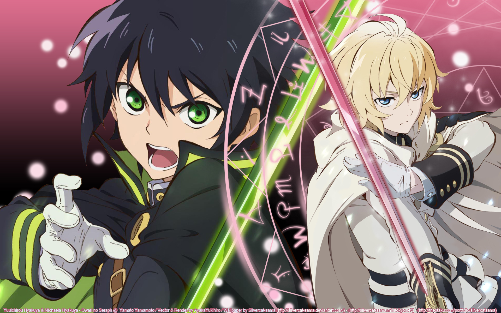 Seraph of the End HD Wallpaper   Background Image ...