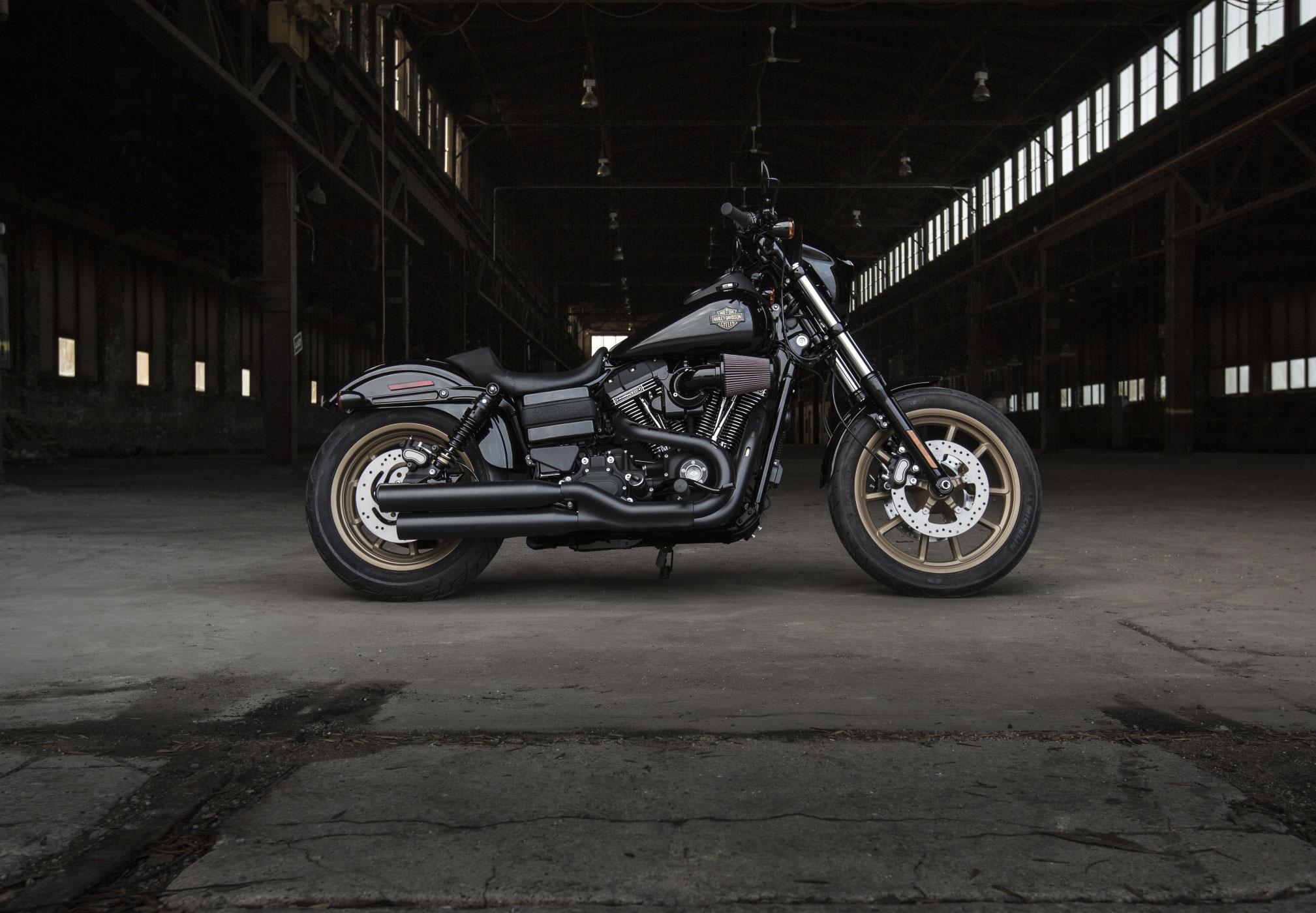 Harley-Davidson Low Rider HD Wallpaper