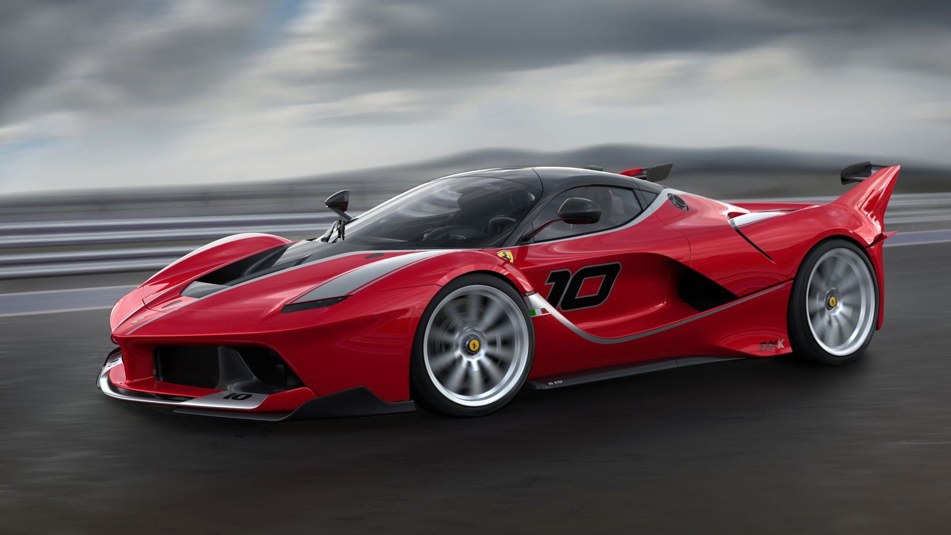 16 4k Ultra Hd Ferrari Fxx K Wallpapers Background Images Wallpaper Abyss