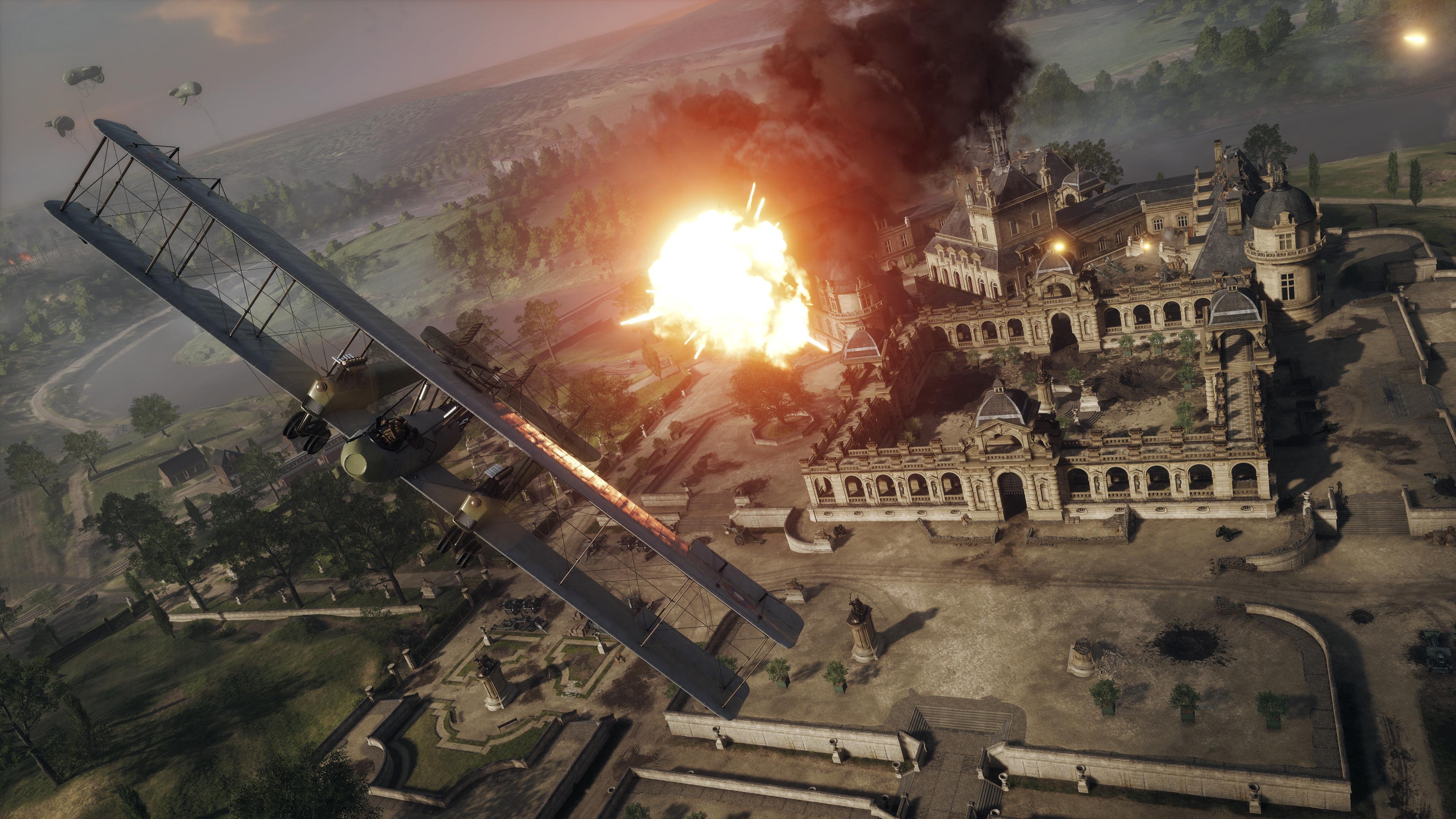 Battlefield 1 4k Ultra HD Wallpaper | Background Image ...