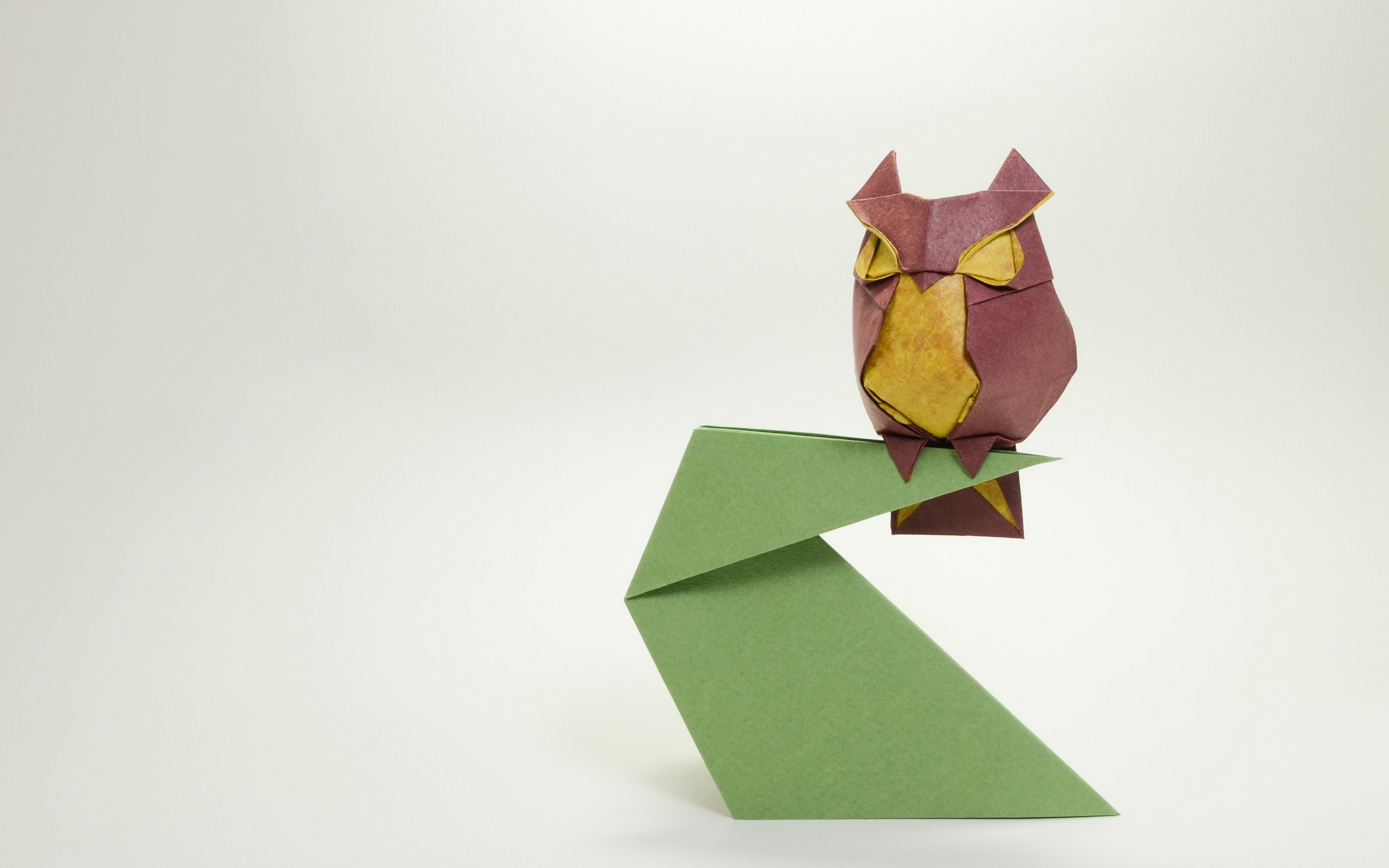 Origami HD Wallpaper | Background Image | 2560x1600 | ID ...