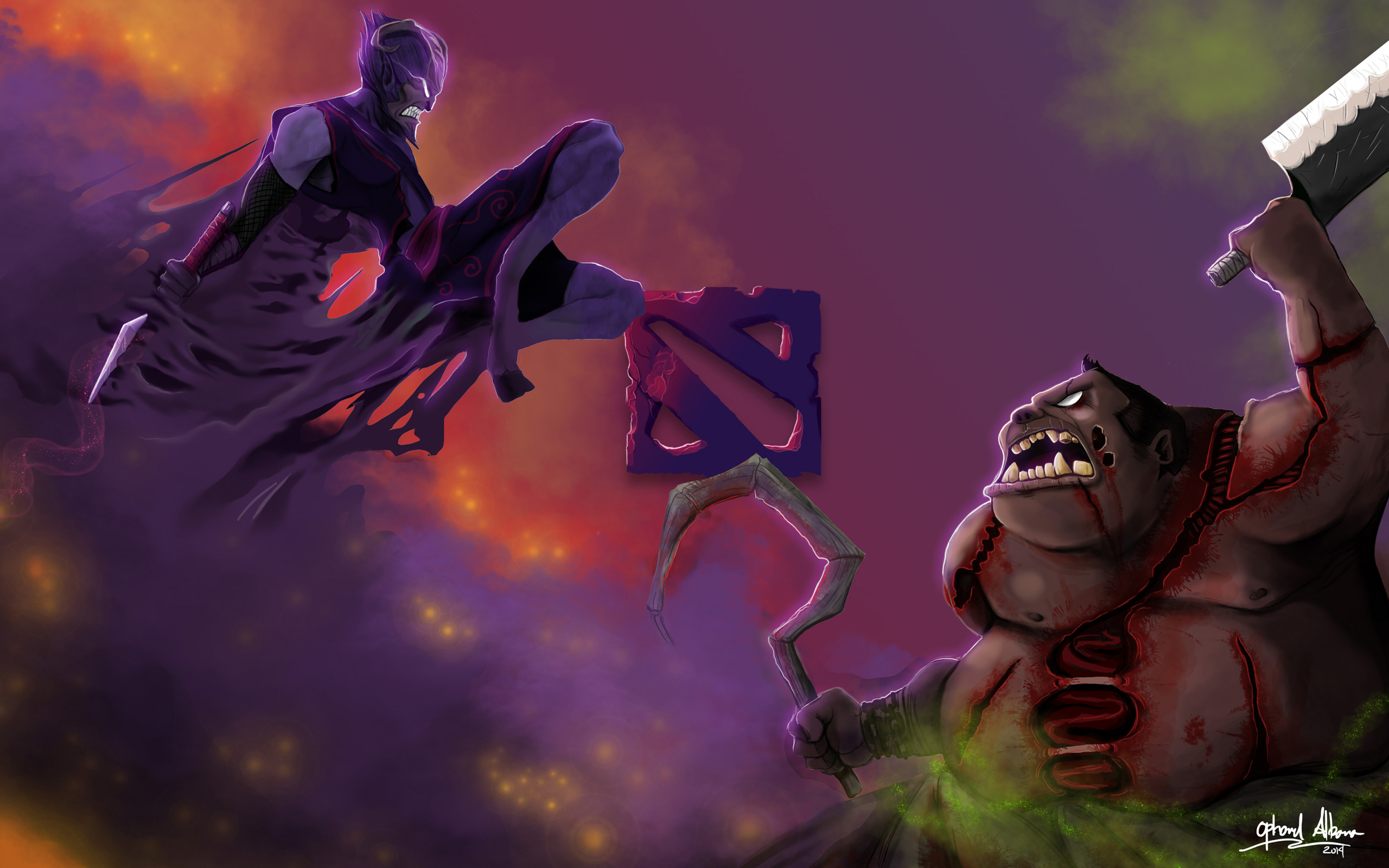 Dota 2 Hd Wallpaper Background Image 2560x1600 Id 765758 Wallpaper Abyss