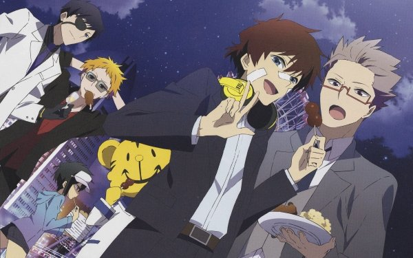 Anime Re:Hamatora HD Wallpaper | Background Image
