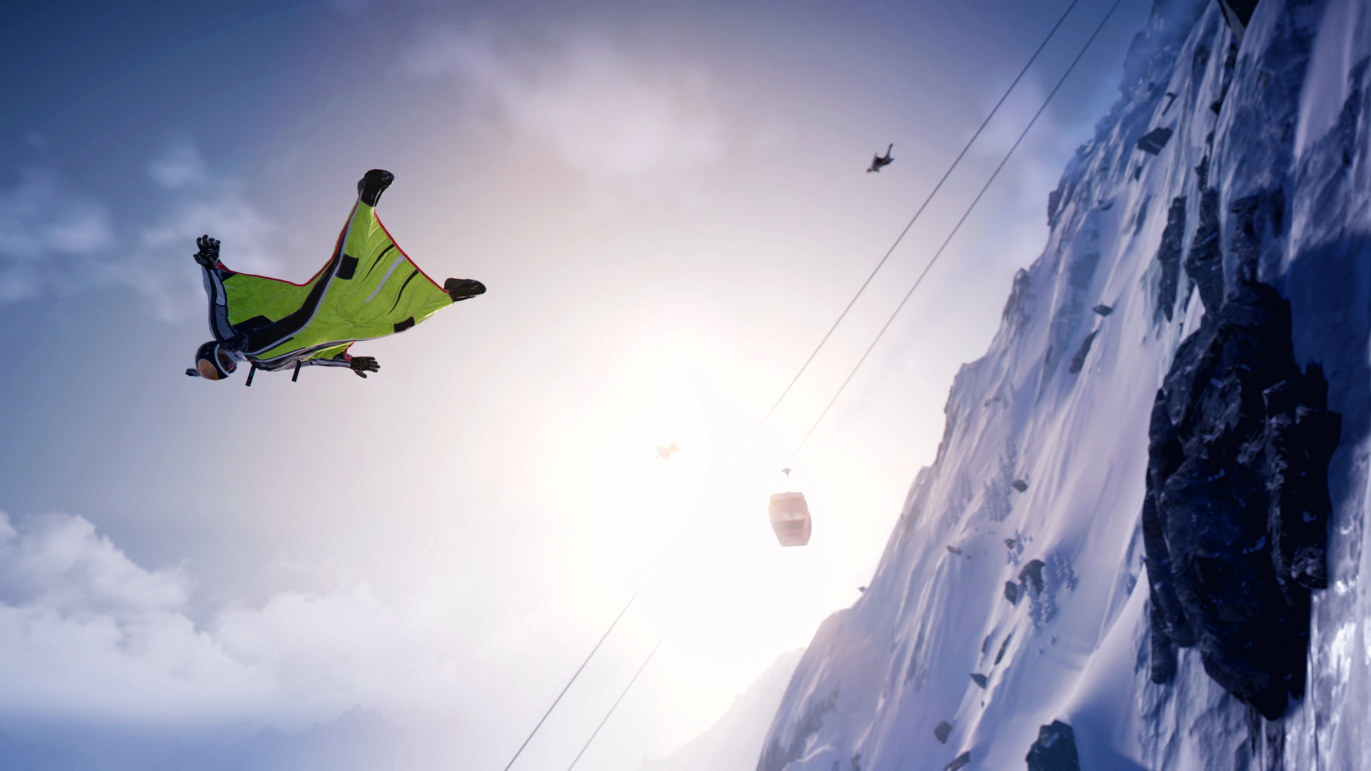 Steep Extreme Sport Game K Wallpapers HD Wallpapers