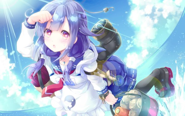 Anime Kantai Collection Taigei HD Wallpaper | Background Image