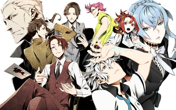 Anime Crossover Miyoshi Hajime Tenga HD Wallpaper | Background Image