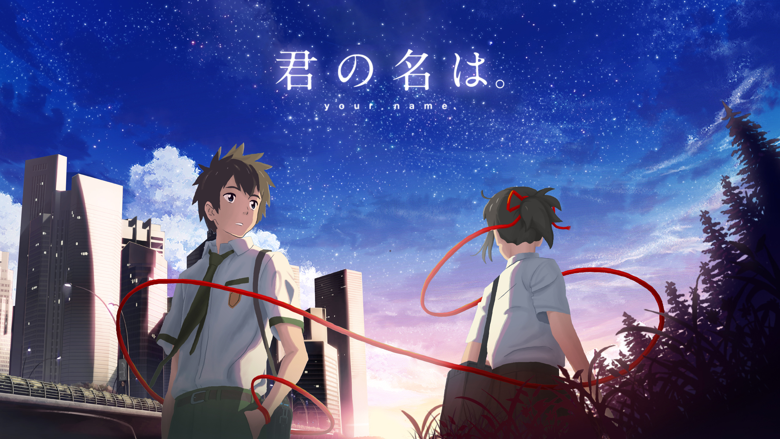 Your Name: Your Name. HD Wallpaper