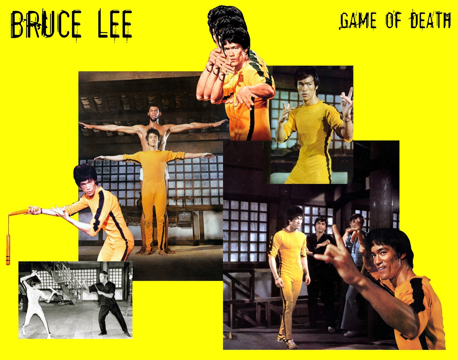 Game Of Death Wallpaper And Background Image 1600x1260 Id