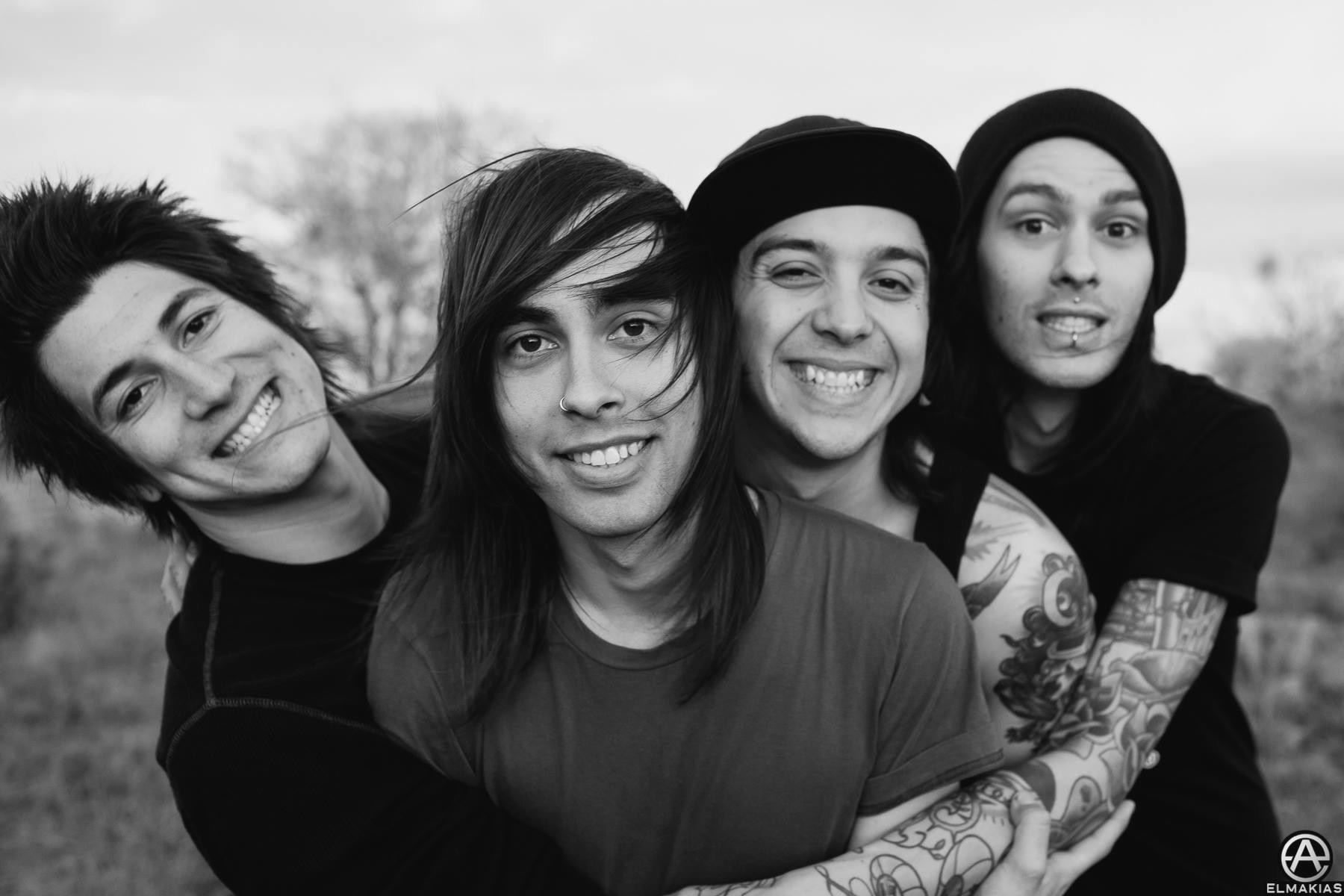 Pierce The Veil Wallpaper And Background Image 1800x1200 Id
