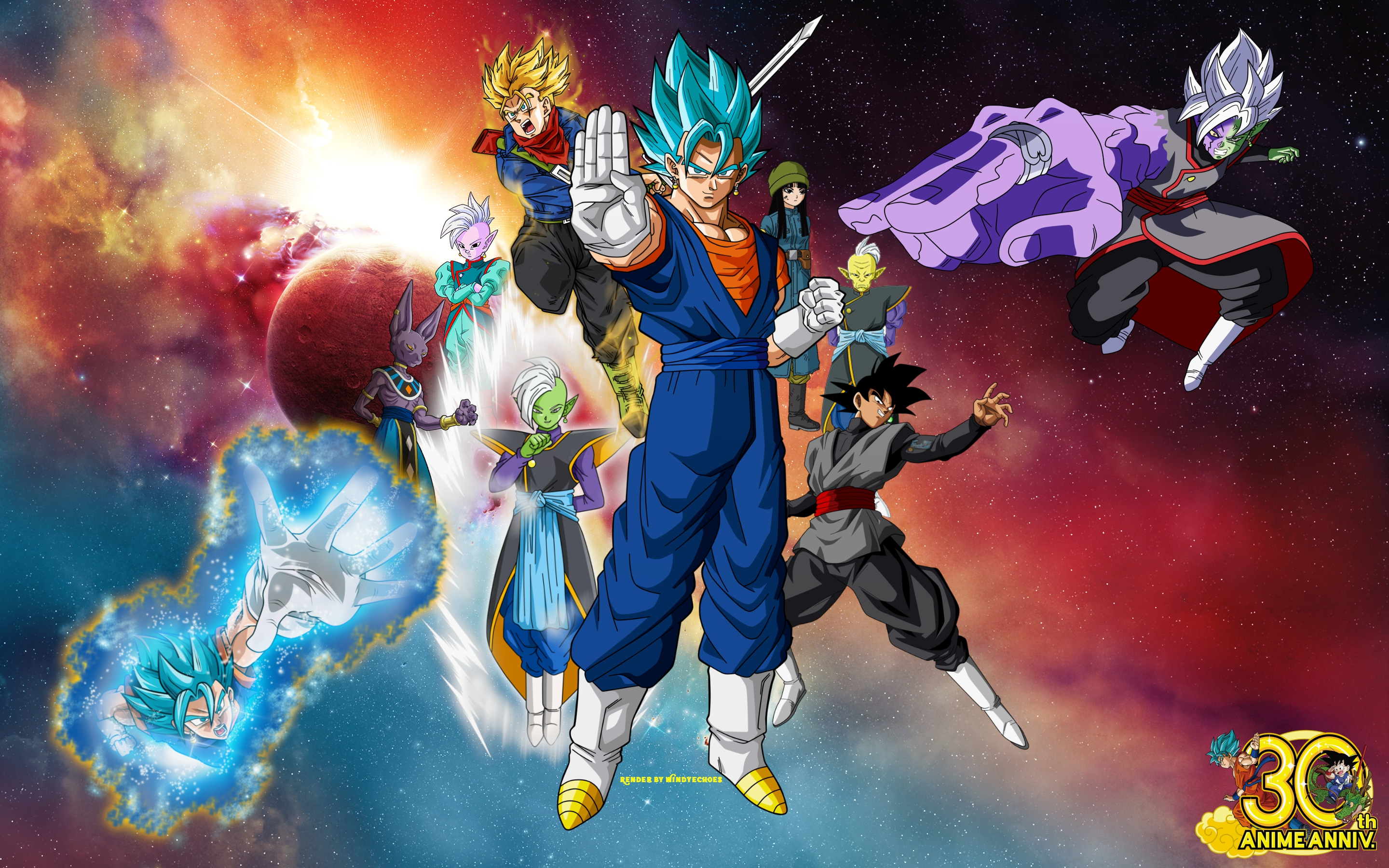 54 Beerus Dragon Ball Hd Wallpapers Background Images